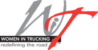 Women In Trucking logo